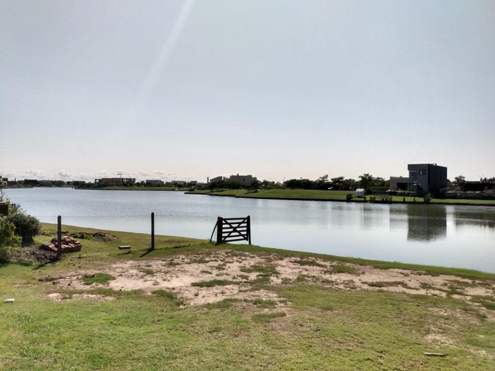 lote al lago en venta en vistas puertos del lago, escobar