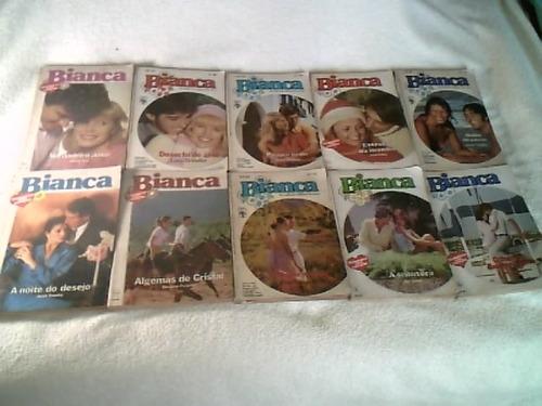lote antigo de revistas ( bianca )