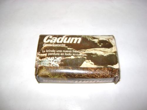 lote antiguos jabones cadum lux heno de pravia y manuelita