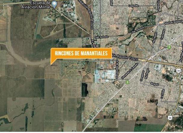 lote apto duplex - rincones de manantiales - 266 m2