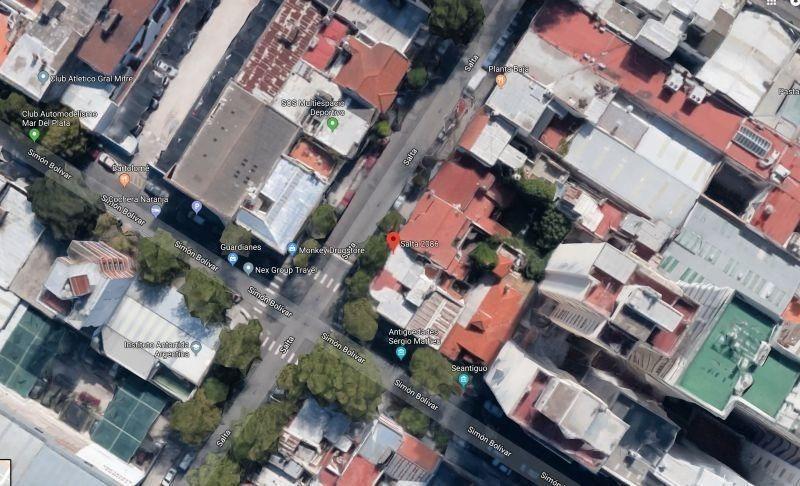 lote apto propiedad horizontal (8 plantas)