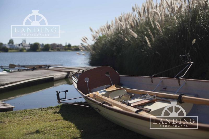 lote - barrio cerrado cabos del lago - nordelta
