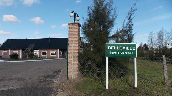 lote barrio privado belleville. financiacion!!!