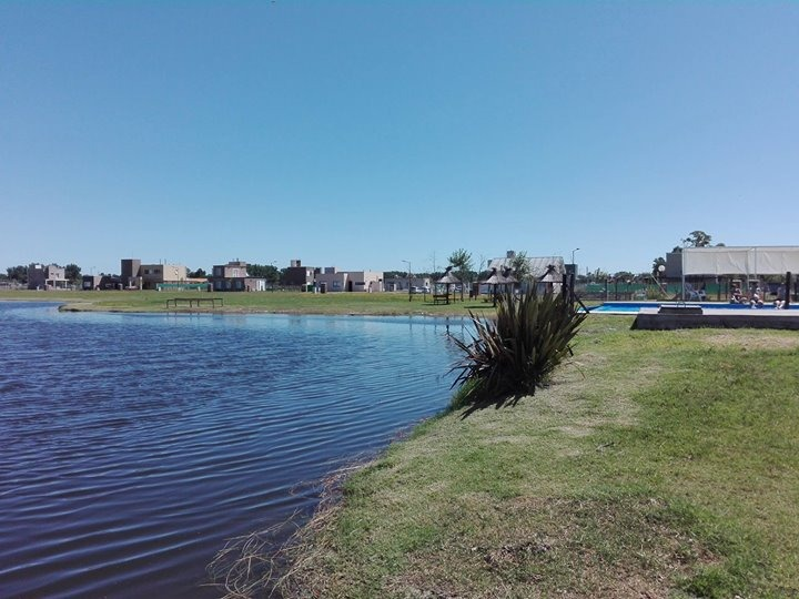 lote barrio privado laguna azul
