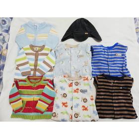Lote Bebé 6-9 Meses Otoño Invierno Carters