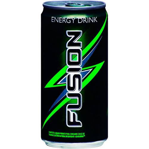 lote c/ 20 energético fusion energy drink - 250ml