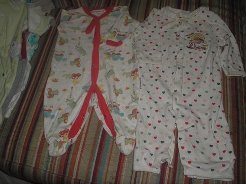lote c 30(trinta) macacões plush/malha lã bebe