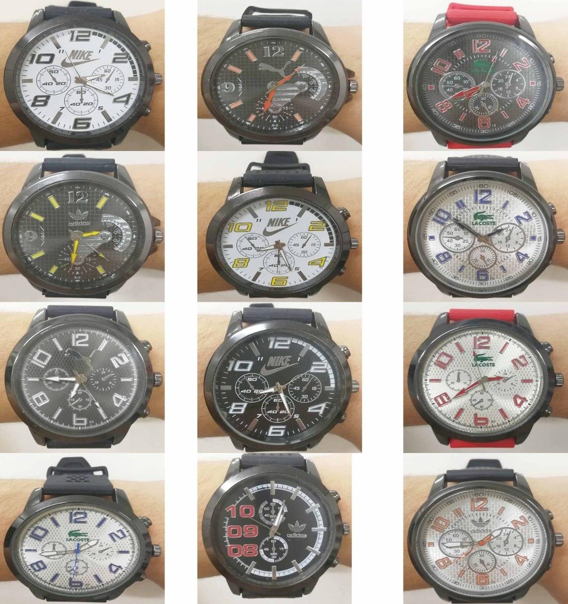 f7208e6aeb9 ... relógios masculino silicone atacado+suporte revenda. Carregando zoom.