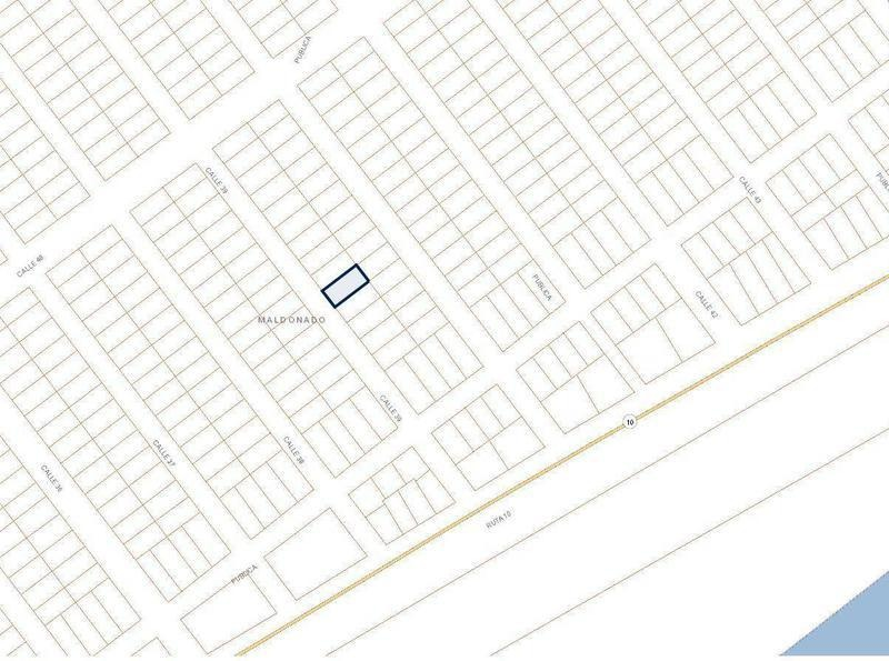 lote | calle 39