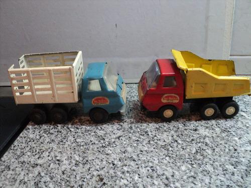 lote camiones chapa san mauricio bomberos autobomba esso
