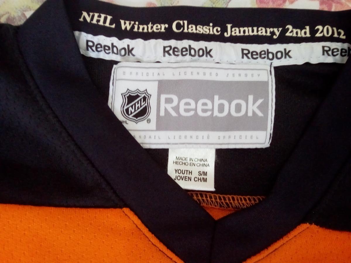 Lote Camisa Hockey Nhl - Nr 68 - Tam P Infantil