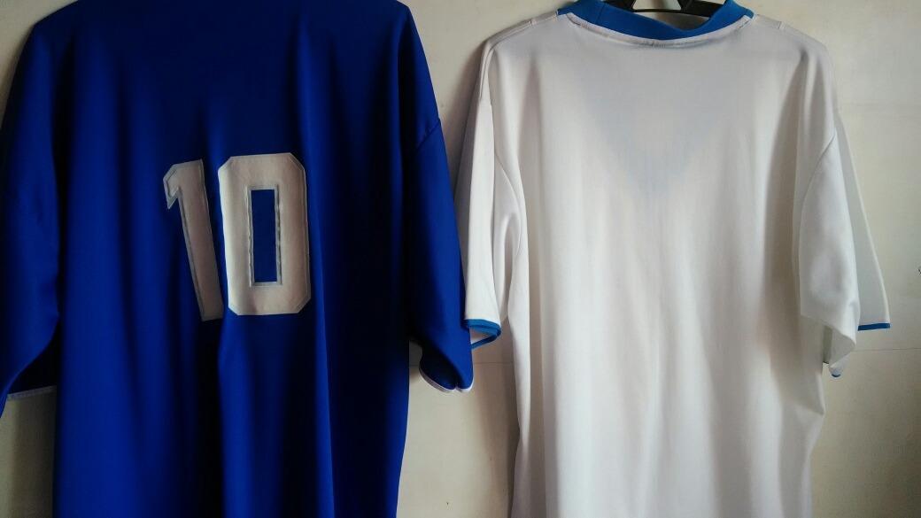 b9ad7c824d lote camisas de futebol seleções - modelos paralelos. Carregando zoom.