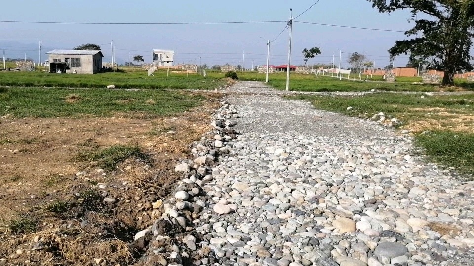 lote campestre negociable 20x25 mts