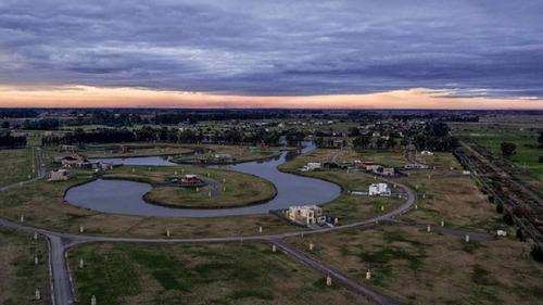 lote canning en lagos de san eliseo- a la laguna-financiado