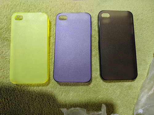 lote capinha  case iphone 4 5 lumia 920 apple windows phone