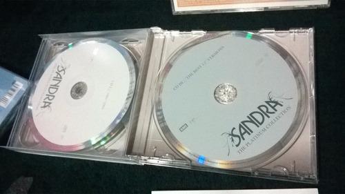 lote cds sandra cretu importados e raros!
