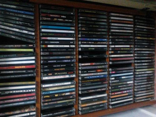 lote cds trilhas sonoras novelas & filmes - venda avulsa!