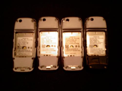 lote celular nokia 3320 para partes