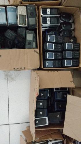 lote celulares promoção só funciona vivo nf anatel vitrine