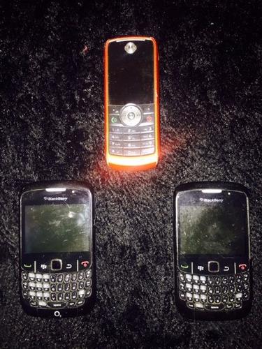 lote celulares varios