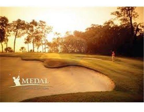 lote central con vista al golf.