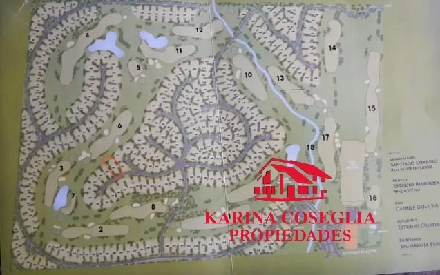 lote central en venta en medal country club
