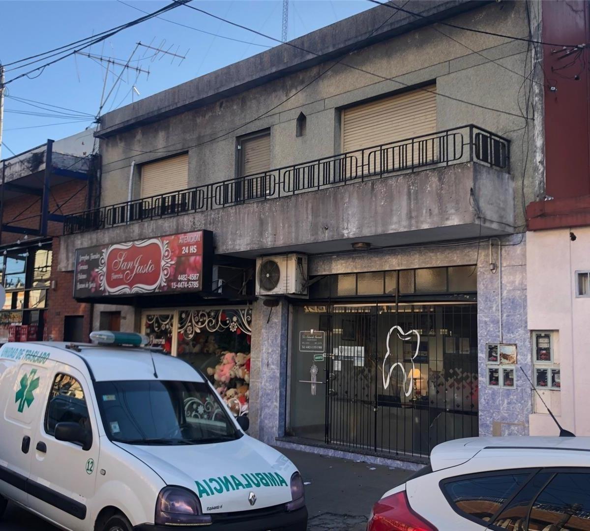 lote céntrico - 278 m2 totales - ideal emprendimiento inmobi