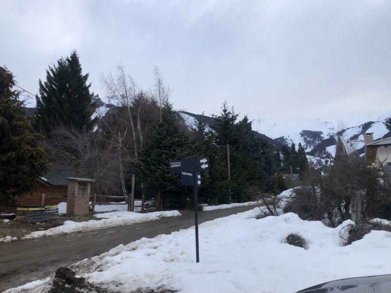 lote cerro catedral, a metros de los medios de elevacion ski