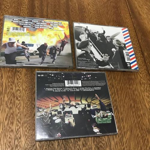 lote colección discografía cds sugar ray - cd rock pop