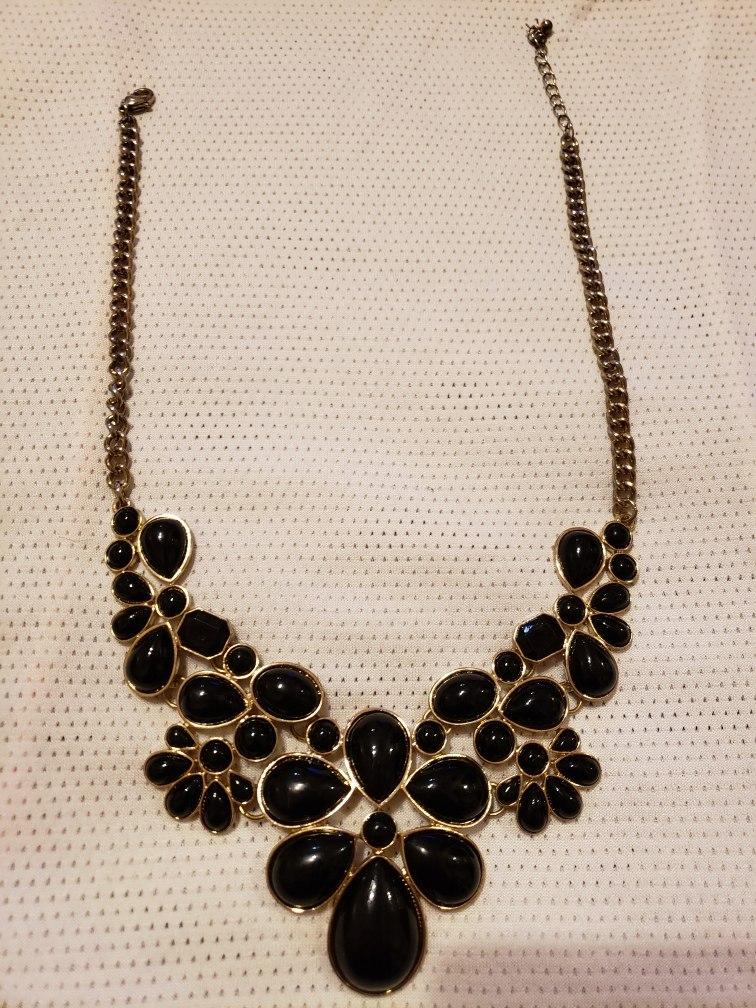 e18cbeeffe09 lote collar gargantilla bijouterie elegante artesanal. Cargando zoom.