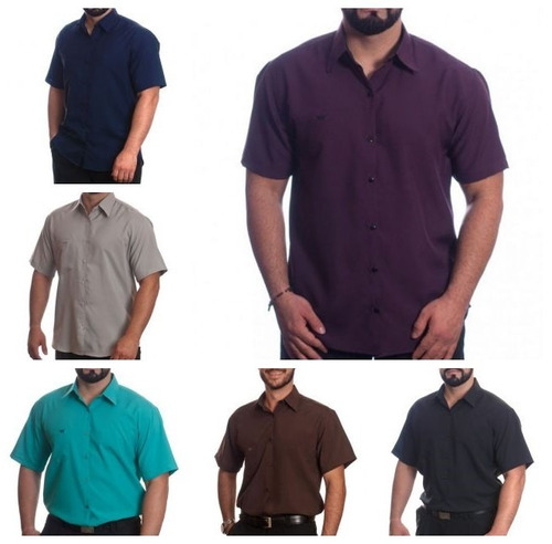 lote com 10 camisas sociais masculinas atacado revenda