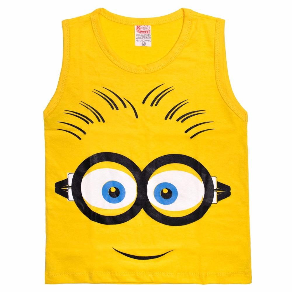 ae614f4082927 ... camiseta regata infantil personagens diversos. Carregando zoom.