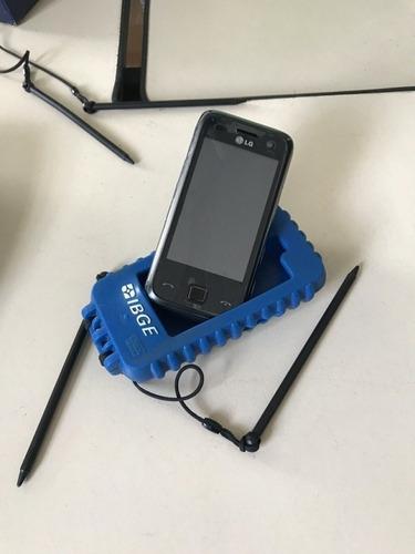 lote com 100 celulares lg gm750q wifi câmera 5mp mp3 *novo