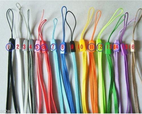 lote com 150 cordinhas coloridas primeira linha mp3 17cm