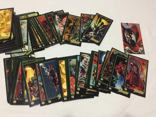 lote com 158 cards spawn em ingles - bonellihq e19