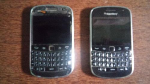 lote com 2 blackberry 9900, 5 motorola v8, 1 nokia lumia 720