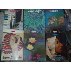 Lote Com 23 Livros Artes Ed Taschen Van Gogh Monet Turner