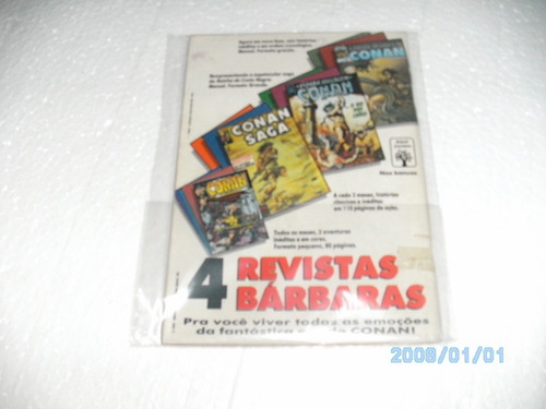 lote com 3 gibis x-men ed.abril nºs 62-77-83 equipe fj
