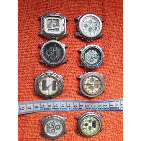 Lote Com 8 Relógios Citizen Promaster Leia A Descrição