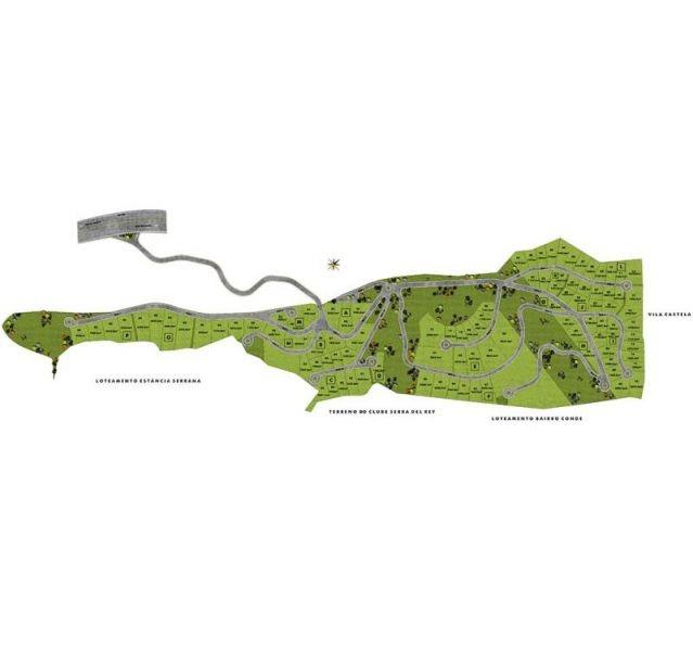 lote com área de 2.709,20m² no condomínio riviera residences em nova lima. - 1356