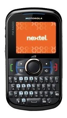 lote com nextel: 3 i485 + 2 i475+ 3 i335+ 3 i296 com 3 clips