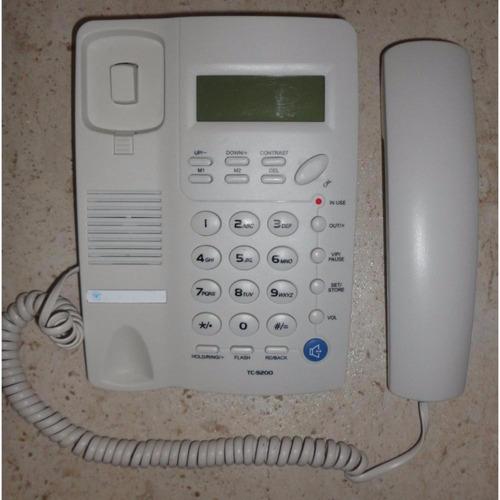 lote con 20 teléfonos de escritorio homedesk tc-9200