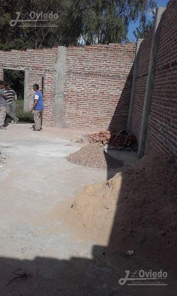 lote con construcción  a terminar general rodriguez ****