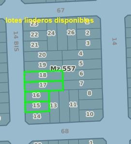 lote- con facilidades - código 118