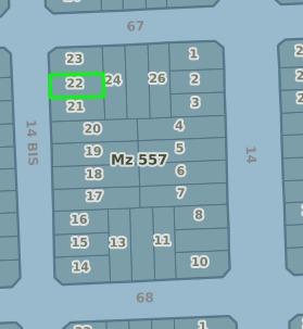 lote- con facilidades - código 122