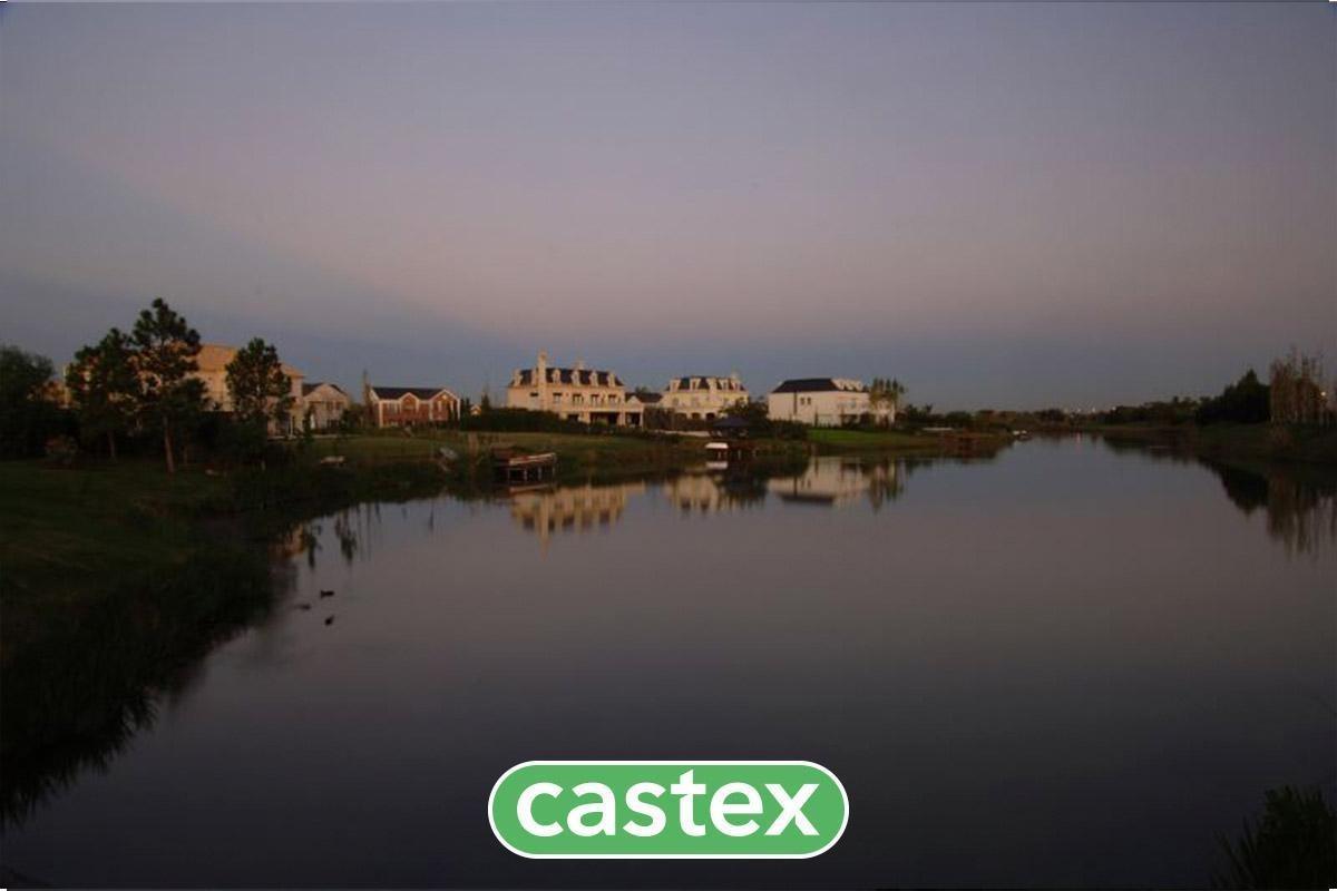 lote con vista  al rio en venta en el yatch, nordelta