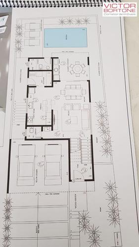 lote condomínio bella cittá 256 m² oportunidade - 369