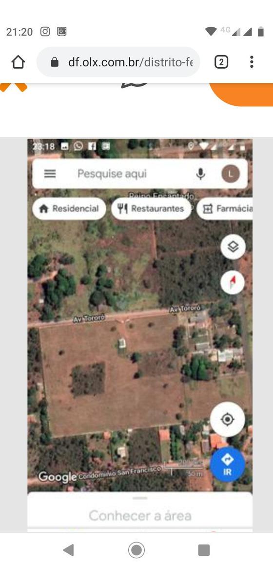 lote condomínio região tororó