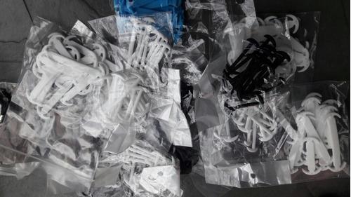 lote cordones silicona elastico sin atar 2 variedades nuevos