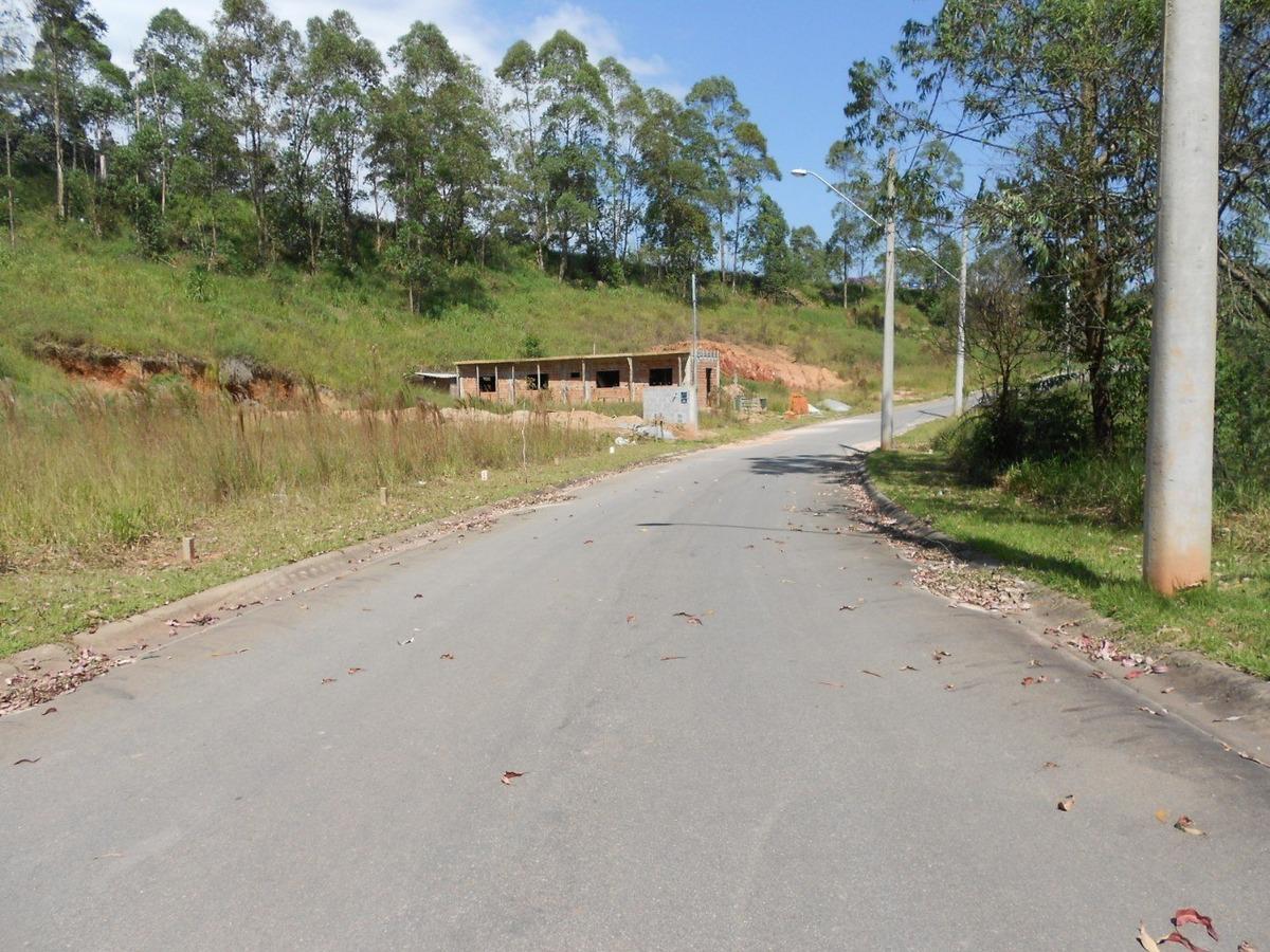 lote cotia 208 mts construa já, entrada e mensais $ 694,83